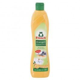 Frosch, pomaranč – čistiaci krém – 500 ml