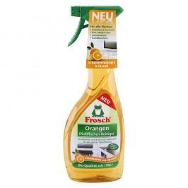 Frosch, pomaranč – multifunkčný čistič povrchov – 500 ml