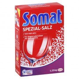 Somat - špeciálna soľ do umývačky riadu – 1,25 kg
