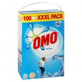 Omo active, prášok na pranie - 7 kg/100praní