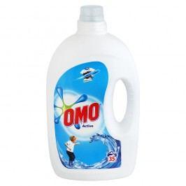 Omo active, univerzálny gél na pranie - 2,45 l/ 35 praní
