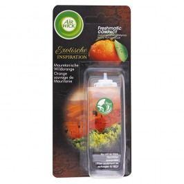 AirWick osviežovač Freshmatic Compact - Divoký pomaranč Mauretánie - 24 ml