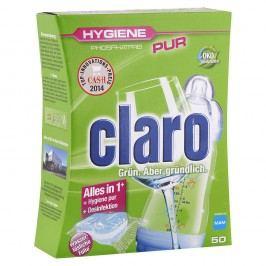 Claro Hygiene, All in 1 – tablety do umývačky riadu– 50 ks/1000 g