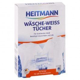 Heitmann - Bieliace obrúsky do prania 20ks