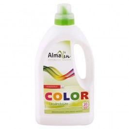AlmaWin - Tekutý prostriedok na pranie farebnej bielizne 1,5l/20 praníl