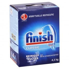 Finish Classic - čistiaci prášok do umývačky riadu– 4,5 kg