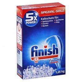 Finish, špeciálna soľ – soľ do umývačky riadu – 1,25 kg