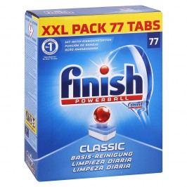 Finish Powerball Classic – tablety do umývačky riadu – 77 ks/1394 g