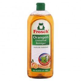 Frosch, pomaranč – univerzálny čistič – 750 ml