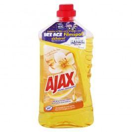 Ajax Aroma Sensations - Pomarančové kvety a Jazmín - čistič na podlahy – 1 l