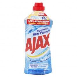 Ajax, Max Power, sviežosť vodopádu - gélový čistič – 750 ml