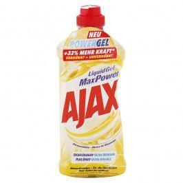 Ajax, Max Power, citrónové kvety - gélový čistič – 750 ml