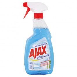 Ajax, 3-násobne aktívny - čistič skla – 500 ml
