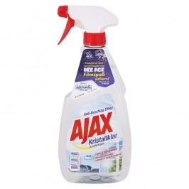 Ajax, krištáľová čistota - čistič skla – 500 ml