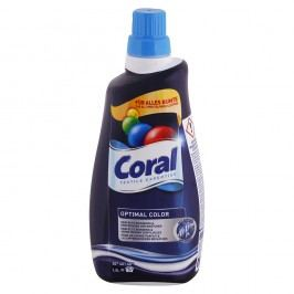 Coral Optimal color – gél na pranie – 1,5 l/25 praní