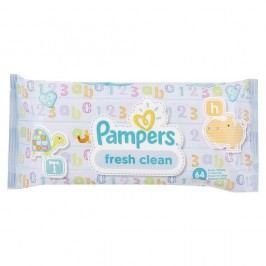 Pampers - Vlhčené obrúsky Fresh Clean 64 ks