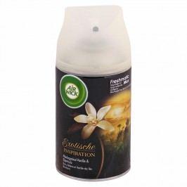 Airwick exotická inšpirácia, vanilka z Madagaskaru a ebenové drevo – osviežovač vzduchu - 250 ml