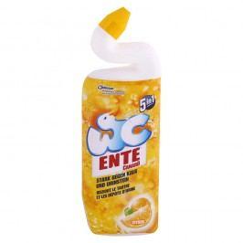 Ente 5v1 citrus - gélový čistič WC - 750 ml