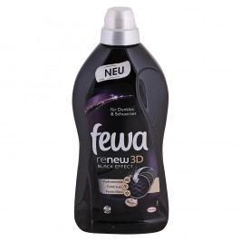 Fewa Re-New 3D, s efektom pre čiernu, gél na pranie – 1,5l/25 praní