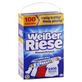 Weißer Riese – prášok na pranie bielej bielizne – 7 kg/100 praní