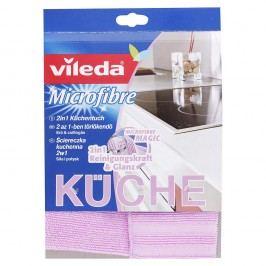 Vileda – kuchynská utierka z mikrovlákna 2v1 – 1 ks
