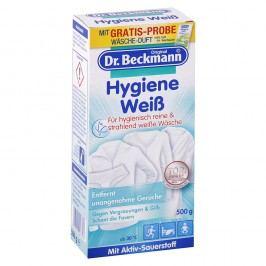 Dr. Beckmann – prášok Hygiena Biela - 500 g