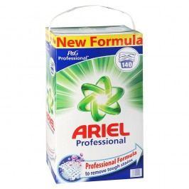Ariel Professional – prášok na pranie bielej bielizne pre profesionálov – 9,1 kg/140 praní