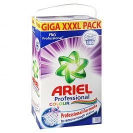 Ariel Professional Colour – prášok na pranie pre profesionálov – 9,1 kg/140 praní
