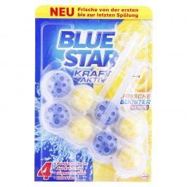 Blue Star Kraft Aktiv - Závesný čistič WC Lemon 2x50g