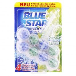 Blue Star Kraft Aktiv - Závesný čistič ranná sviežosť WC 2x50g