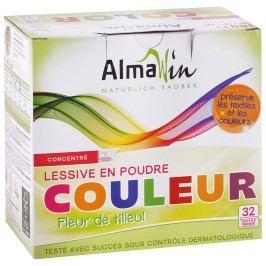 AlmaWin - Prací prášok na farebné a jemné prádlo 1kg/32praní