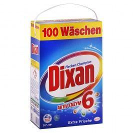 Dixan prášok na pranie - šampión pri fľakom - 7 kg/100 praní