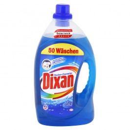 Dixan gél na pranie s detektorom na fľaky - 3,65l/50 praní