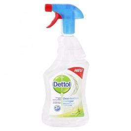 Dettol spray, limetka a mäta – dezinfekčný čistič – 750 ml