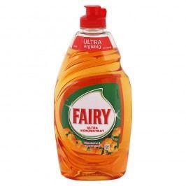 Fairy ultra koncentrát, mandarínka a zázvorový kvet – čistiaci prostriedok na riad – 500 ml