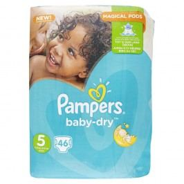 Pampers - Baby-Dry 5 Junior (11-23kg) 46ks