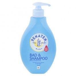 Penaten - Jemný šampón a pena do kúpeľa 400ml