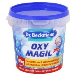 Dr. Beckmann, Oxi Magic plus – odstraňovač škvŕn – 1 kg